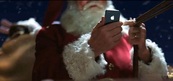 Siri Papa Noel