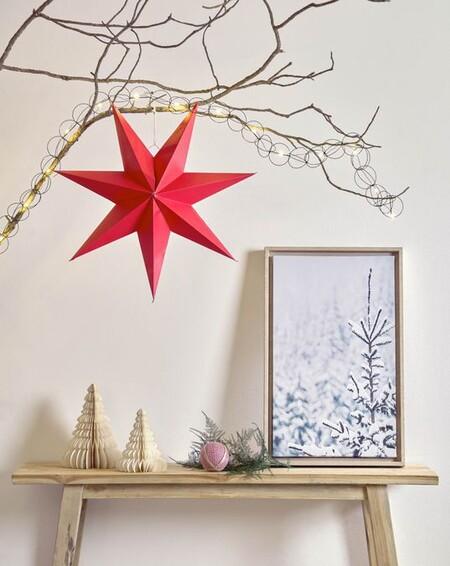 Estrella Colgante Decorativa Vica