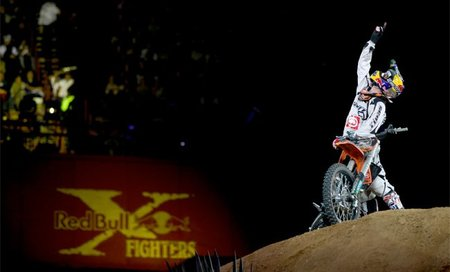 Una década de Red Bull X-Fighters