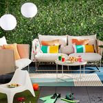 Ikea nos pone muy fácil aprovechar la terraza o el jardín con estos muebles de exterior
