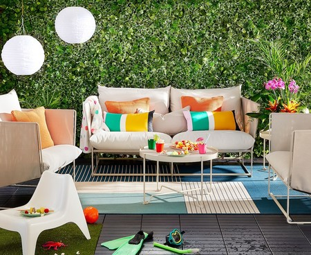 sillas terraza colores ikea