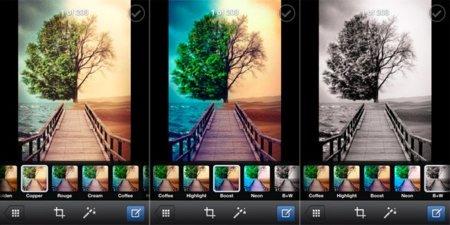 Facebook se adelanta a Twitter y lanza filtros para imágenes en su aplicación móvil