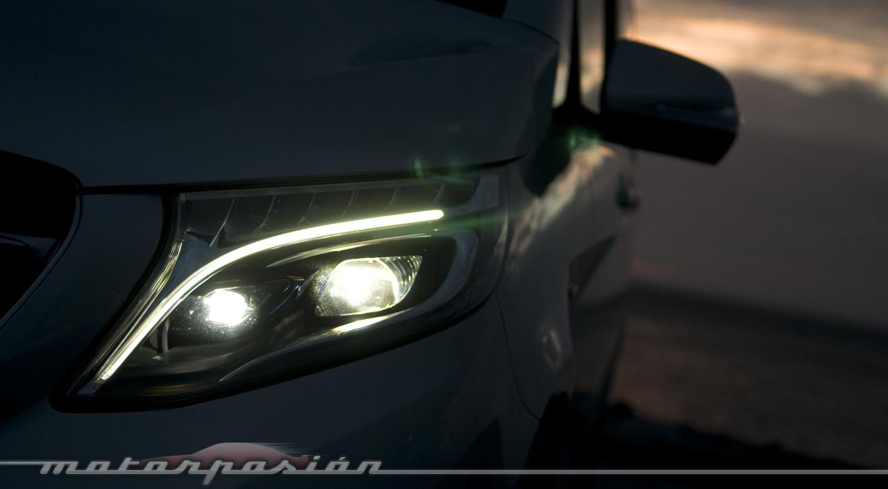 Foto de Mercedes-Benz Clase V (toma de contacto) (11/44)