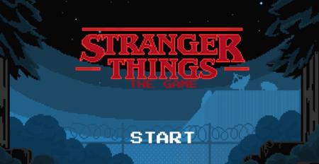 Netflix lanza un juego de Stranger Things para iOS, y es tan 'retro' como la propia serie