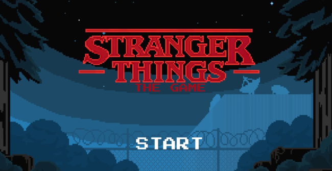Stranger Things Iphone