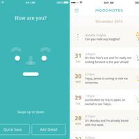 Moodnotes, una nueva app de salud de los creadores de Monument Valley