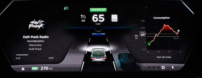 "The ""autopilot"" Tesla is in beta test - tinoshare.com"