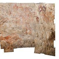 Se encuentran la pintura figurativa más antigua del mundo en una cueva de Borneo