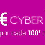 Cyber Fnac: Cupón descuento de 15 euros por cada 100 euros de compra