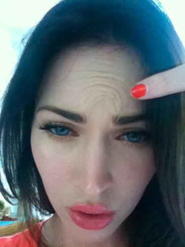 Foto de Megan Fox no al botox (2/4)