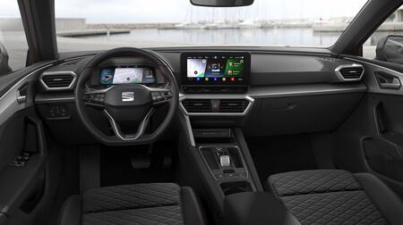 SEAT León interior