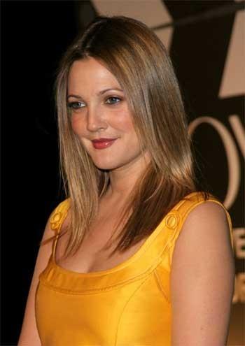 Drew Barrymore será la nueva imagen de Covergirl