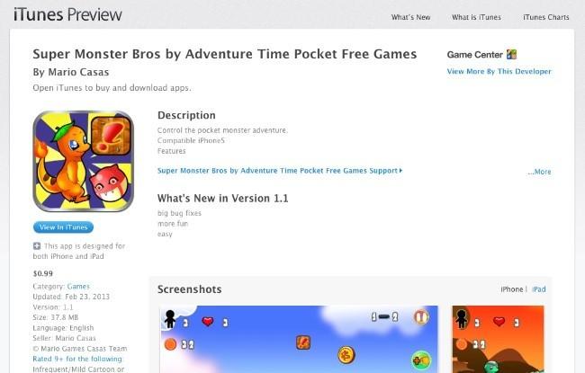 timo juego app store