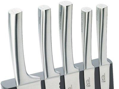 Set de cinco cuchillos de cocina Pradel Jean Dubost por 40,96 euros con envío gratis en Amazon