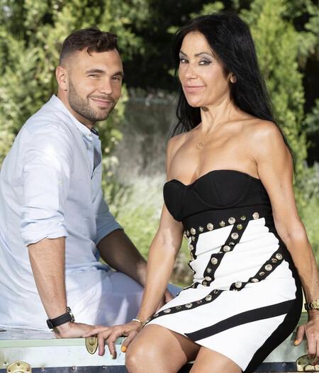 Maite Galdeano y Cristian Suescun
