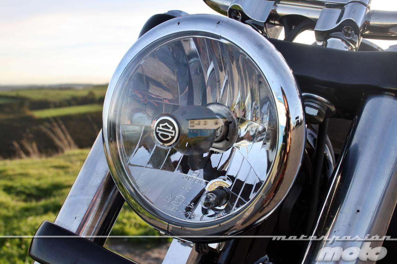 Foto de Harley Davidson DYNA Street Bob, prueba (valoración, ficha técnica y galería) (8/35)