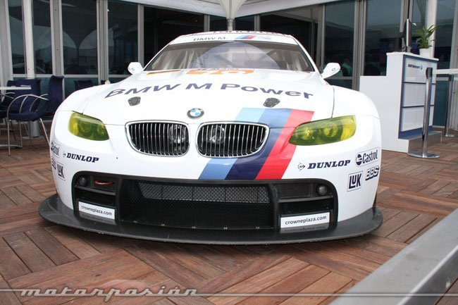 BMW M3 GT2 24 Horas Le Mans