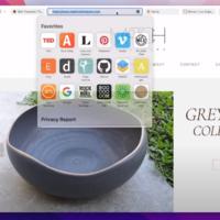 Así es el nuevo Safari de macOS Monterey: interfaz ultrasimplificada y grupos de pestañas en iCloud
