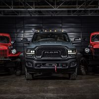 RAM Power Wagon 75th Anniversary Edition 2021, celebración aderezada con 410 hp