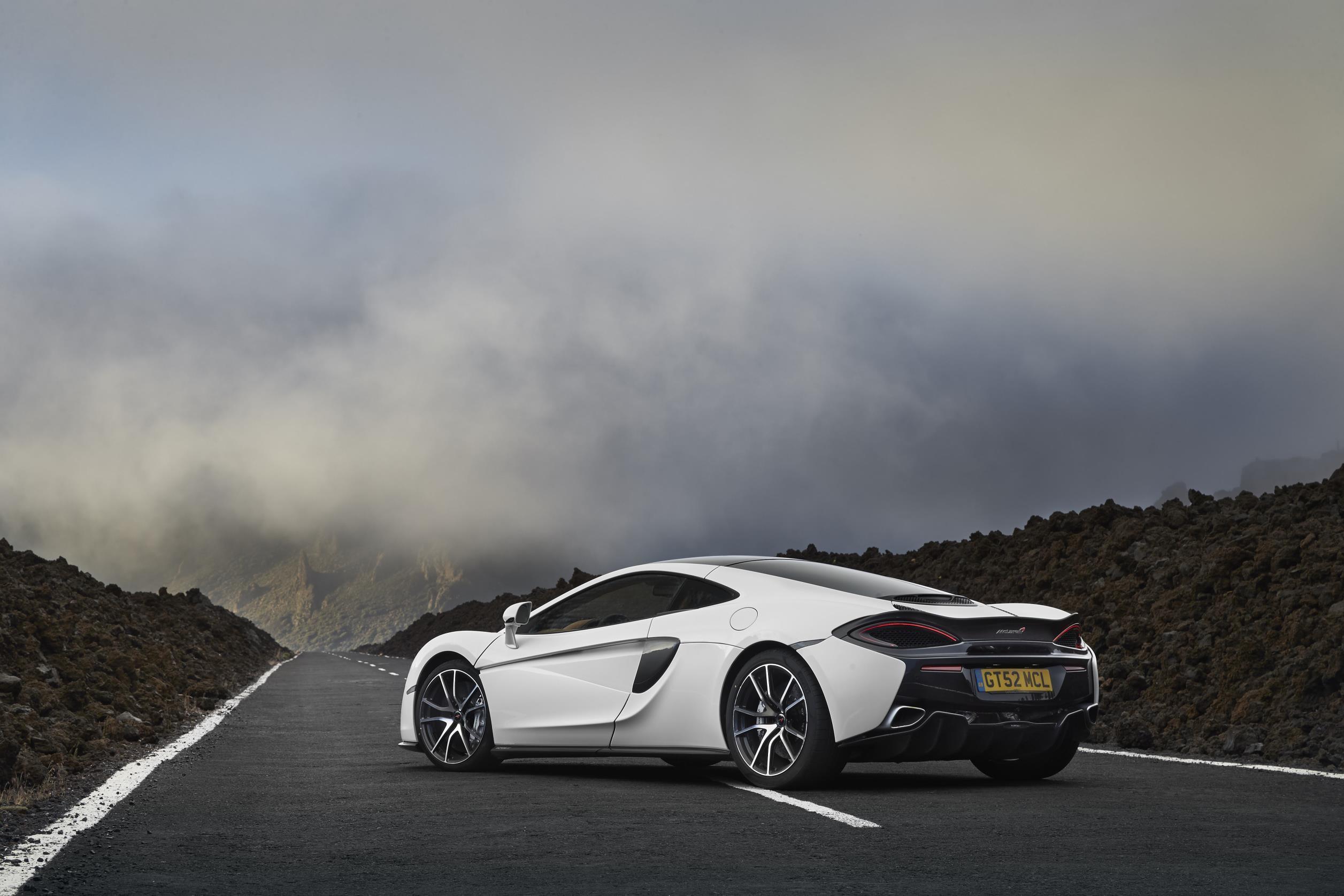 Foto de McLaren 570 GT Sport Pack (4/8)