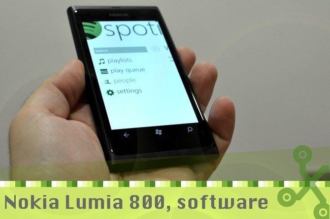 Nokia Lumia 800 con Windows Phone análisis en Xataka