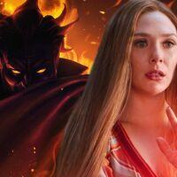 La creadora de 'Bruja Escarlata y Visión' admite que no sabía quién era Mephisto durante la producción de la serie de Marvel