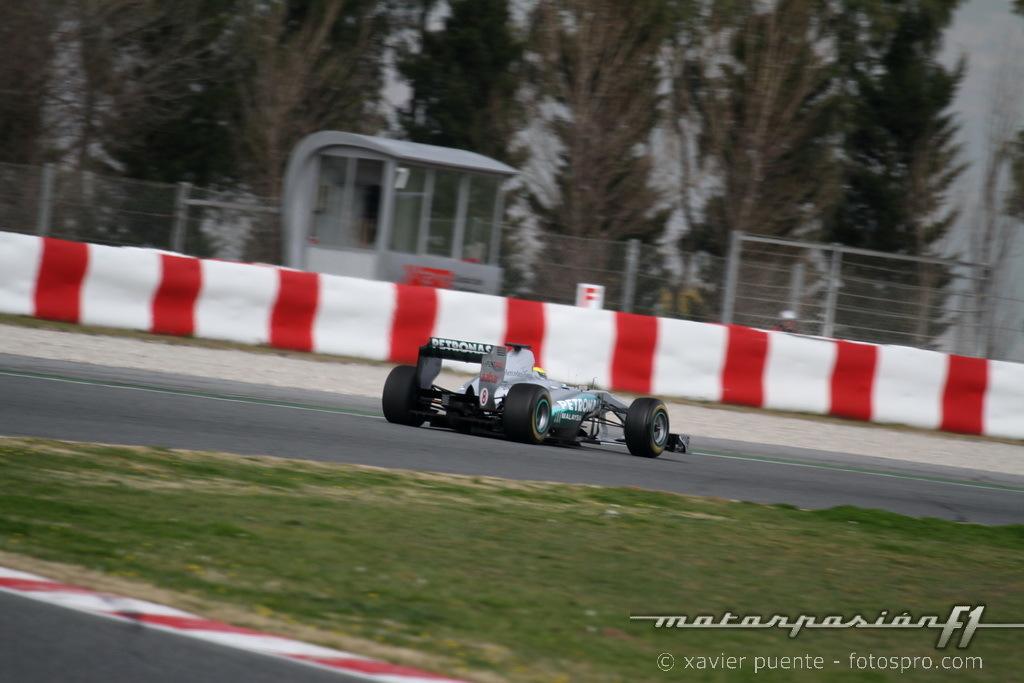 Foto de Entrenamientos Pretemporada 2011 - Circuit de Catalunya (II) - Miercoles (34/50)