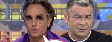 """Jorge Javier Vázquez, muy arrepentido de lo mal que trataban a Josie cuando colaboraba en 'Sálvame': """"No lo supimos valorar"""""""