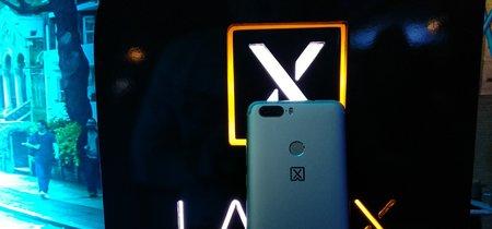 """Lanix Alpha 950 y L1400 en México: un smartphone """"sin marcos"""" y otro con doble cámara para la gama media"""