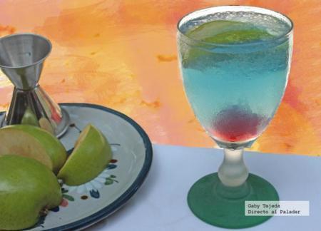 Receta: Cóctel de frutas MIRArte