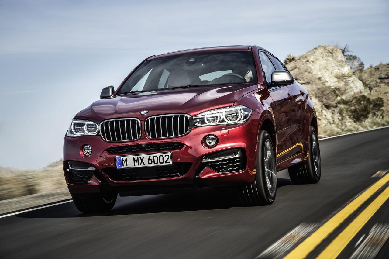 Foto de BMW X6 2014 (2/96)