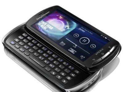 Sony Ericsson Xperia Pro se retrasará hasta Octubre, al menos en Reino Unido
