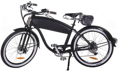 Estilo clásico y prestaciones actuales para la bicicleta e-Bann Modern Retro II