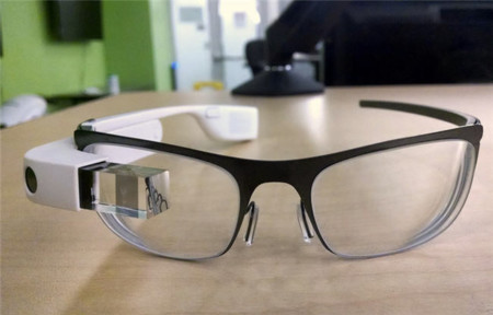Google glass de prueba