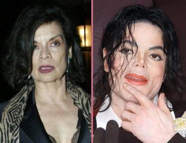 Separados al nacer: Bianca Jagger Vs Michael Jackson