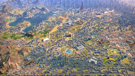 Cómo construir una ciudad desde cero en Humankind