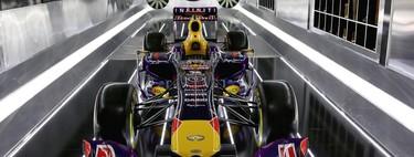 Así funcionan las cuatro partes que componen la aerodinámica de un coche de Fórmula 1