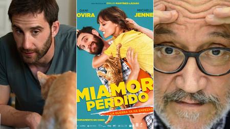 """""""Los actores que no tienen vis cómica, que no intenten hacer comedia"""". Emilio Martínez-Lázaro, director de 'Miamor perdido'"""