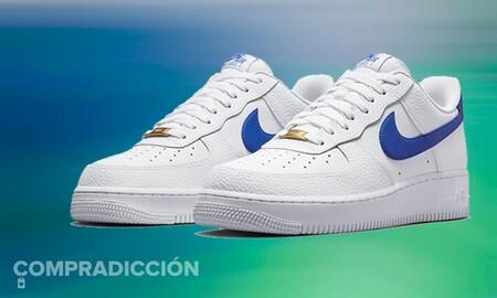 El Corte Inglés tiene las zapatillas Nike Air Force 1 '07 más baratas que nadie: cálzatelas por 30 euros menos