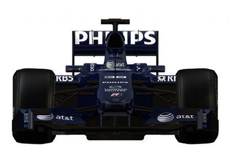 Presentado el Williams FW31 en Portimao
