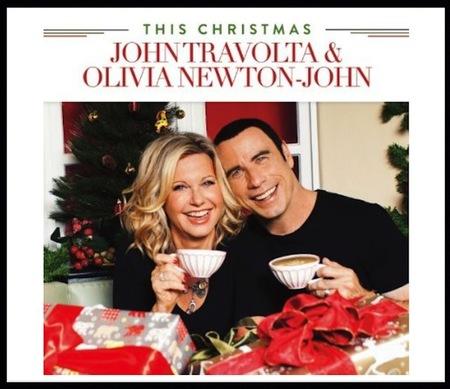 Olivia Newton y John Travolta se rencuentran por Navidad, como los turrones
