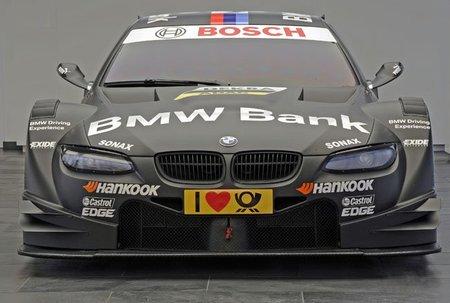 Así será el BMW M3 DTM de Bruno Spengler