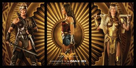 Robin Wright y Connie Nielsen están en 'Liga de la Justicia' y 'Wonder Woman' tiene el mejor tráiler del año