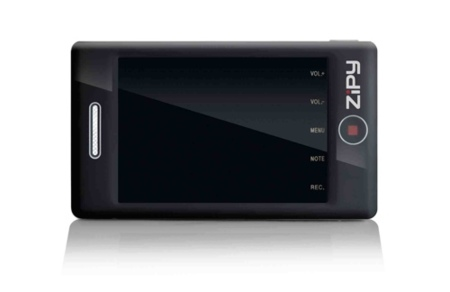 Zipy Kanguro, con pantalla táctil