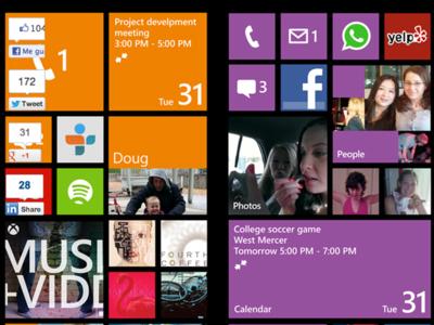 Los teléfonos actuales no serán actualizables a Windows Phone 8, se prepara la versión 7.8
