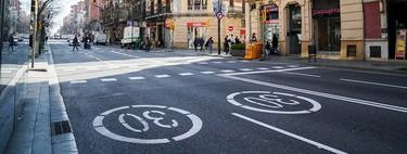 Barcelona añade 112 km de calles con límite de 30 km/h: será efectivo a partir del 1 de marzo