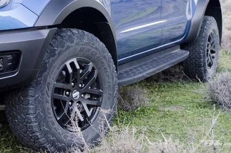 Ford Ranger Raptor 2020 Prueba 013