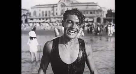 Jacques Henri Lartigue y sus fotografías vintage en la playa