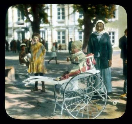 carrito primitivo