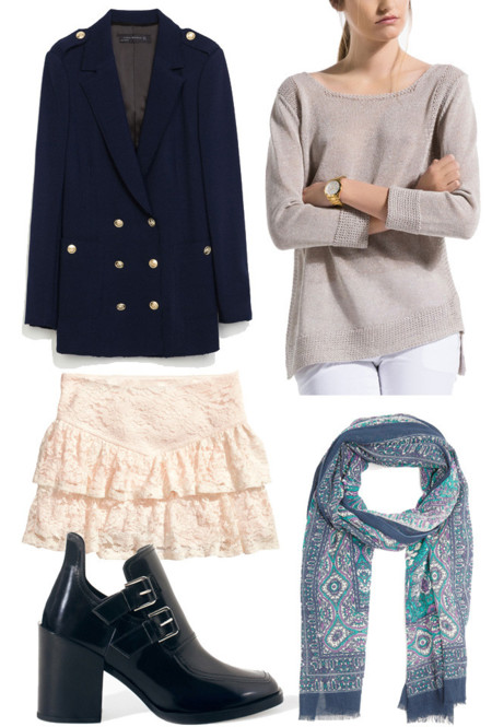 Olivia Palermo low cost look